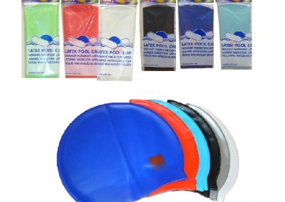 Bonnets silicone